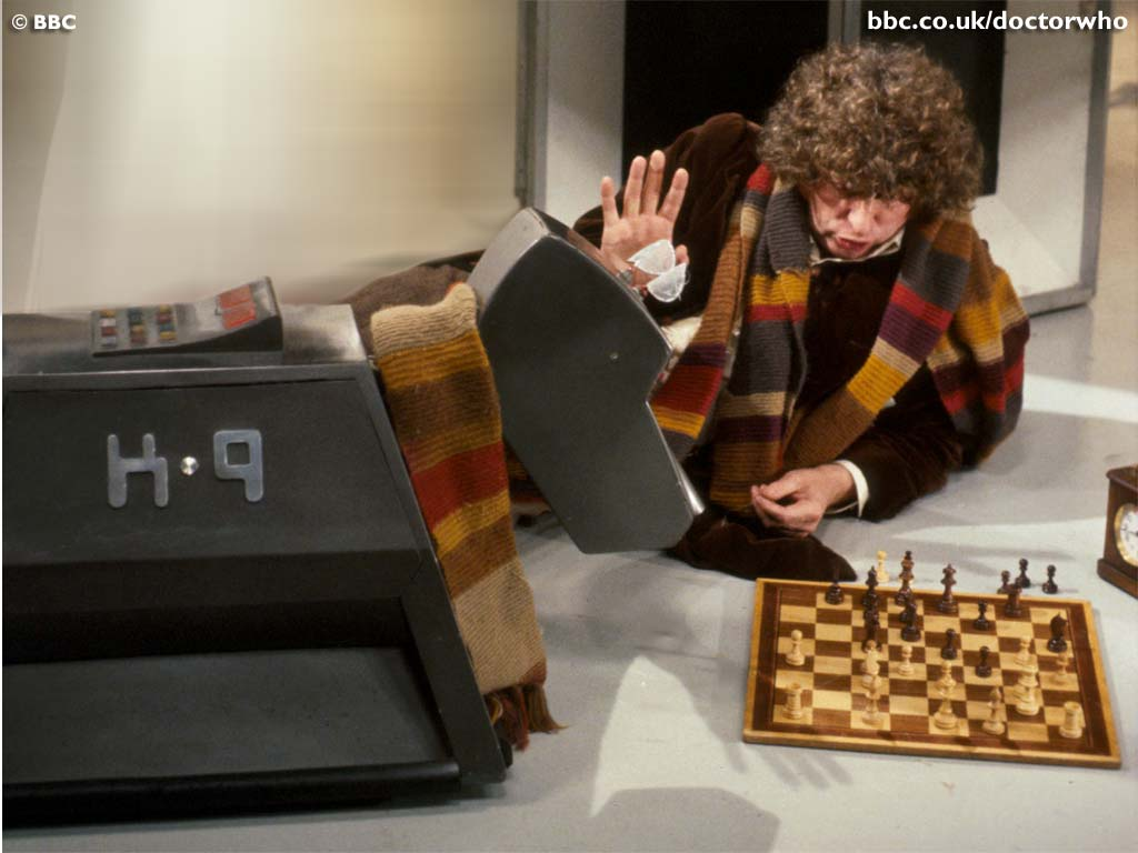 Tom Baker, The Fourth Doctor and K-9
